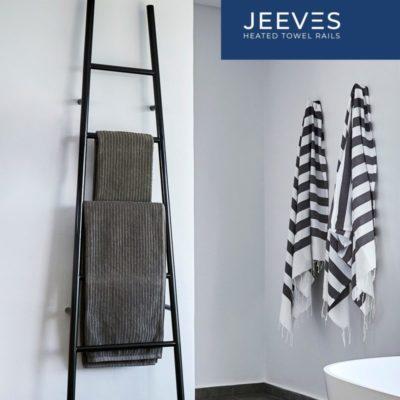 Jeeves Heated Towel Rail